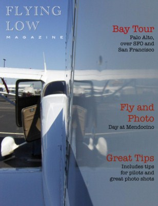 Flying Low Magazine - Issue 1