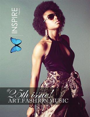 INSPIRE Magazine #25