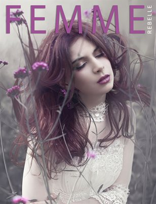 Femme Rebelle Magazine APRIL 2017 - BOOK 2 Photobscure Cover