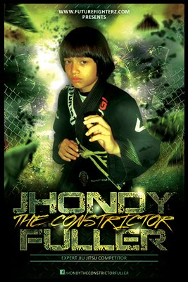 Jhondy The Constrictor Fuller Expert Poster