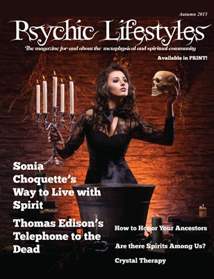 Psychic Lifestyles Fall 2015