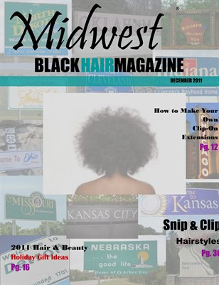 2011 December Issue Midwest Black Hair Magazine