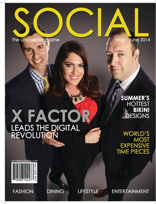 SOCIAL the Lifestyle Magazine May/June 2014