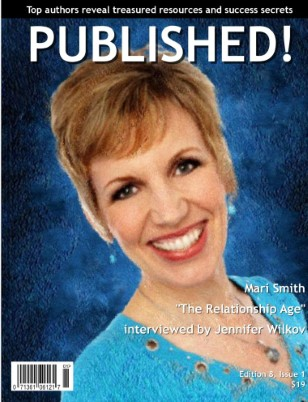 PUBLISHED! featuring Mari Smith