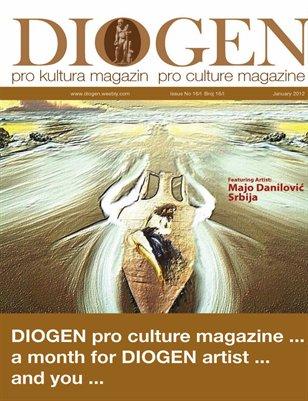 DIOGEN pro art magazin No 16 I special January 2012
