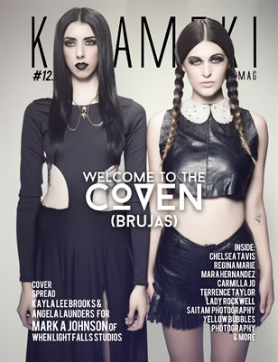 Kirameki Mag Issue12.2= The Coven.(BRUJAS)!