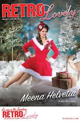 Meena Helvetia Cover Poster