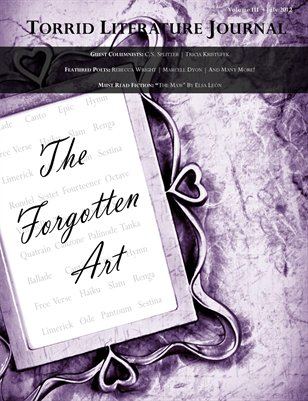 Torrid Literature Journal Volume III - The Forgotten Art