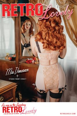 Miss Demeanor Poster