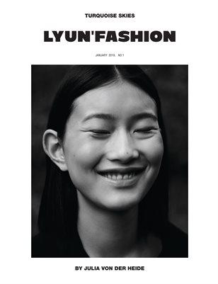 LYUN ISSUE No.1 (VOL No.5)