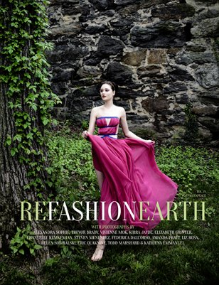 REFASHION EARTH: COVER 2