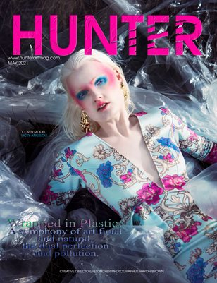 The HUNTER Magazine issue May 2021 vol.3