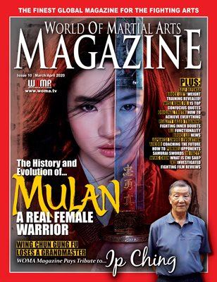 World of Martial Arts Magazine March / April