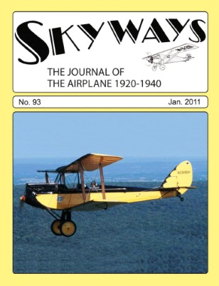 Skyways#93 - Jan 2011