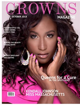 Crowns Magazine October 2018