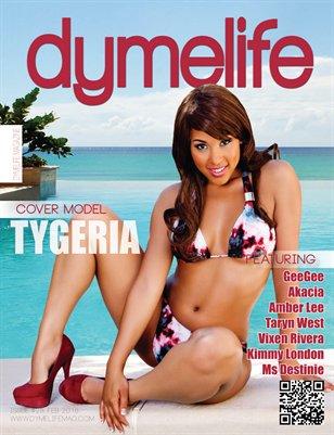 Dymelife Magazine #28 (Tygeria)