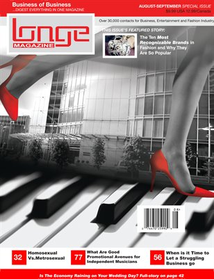 August-Sept 2010 issue