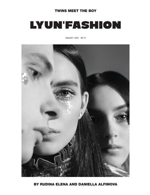 LYUN ISSUE No.13 (VOL No.3) C5
