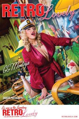 GG Montoya Cover Poster