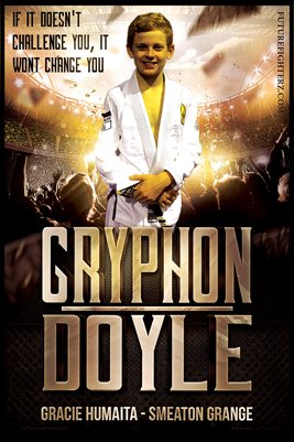 Gryphon Doyle Gold Poster - Free Download