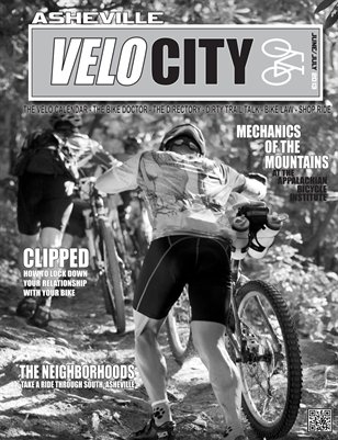 Asheville VeloCity Magazine June/July 13