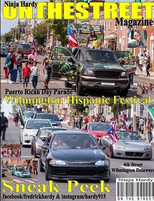 puerto rican parade in wilm de book