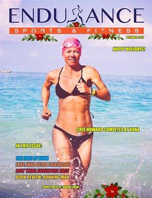 December Issue: Endurance Sports & Fitness Magazine