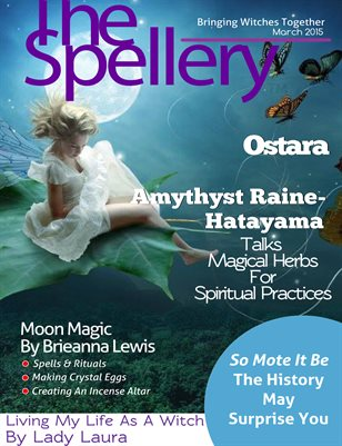The Spellery March 2015