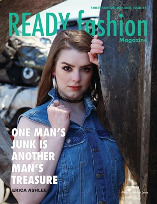Street Fashion May 2021 - Issue 5