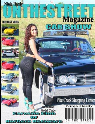 pike creek car show cindy book