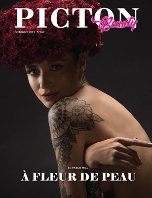 Picton Magazine SEPTEMBER  2019 N262 Beauty Cover 2