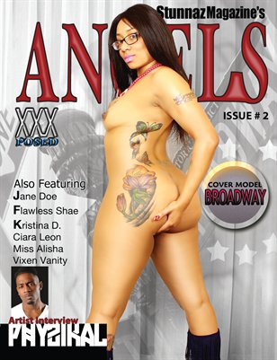 Angels XXXposed Issue #2