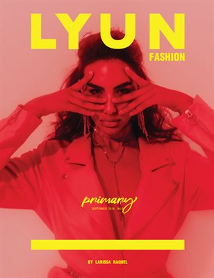 LYUN ISSUE No.9 (VOL No.8)