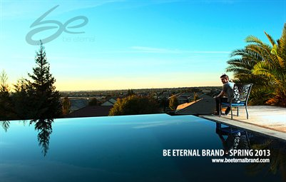 Be Eternal Brand - Spring 2013 Look Book