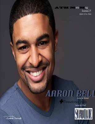 Issue25-Mr. Showtime Aaron Bell