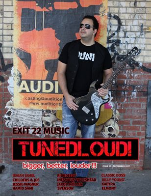 TunedLoud Magazine September 2017