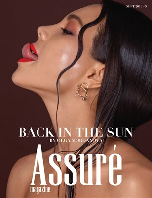 Assuré Magazine #9 September Issue