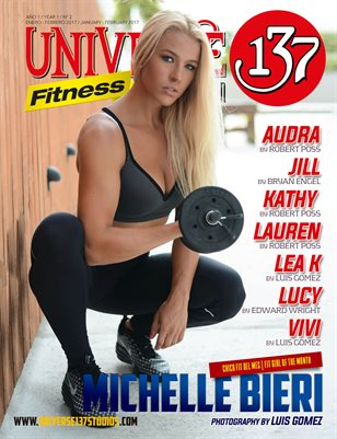 UNIVERSE 137 MAGAZINE FITNESS EDITION JAN-FEB 2017