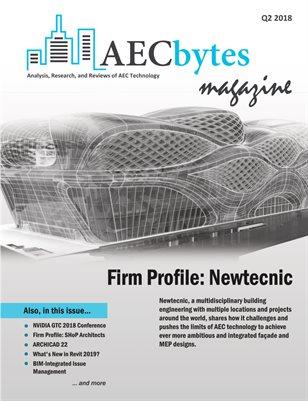 AECbytes Magazine Q2 2018