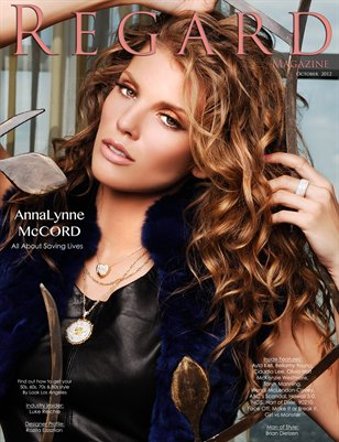 Regard Magazine October/November 2012 Issue 16