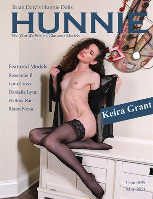 Hunnie Magazine - May 2021