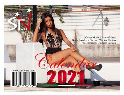 Calendario 2021 stars
