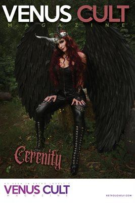 Venus Cult No.48 – Cerenity Cover Poster