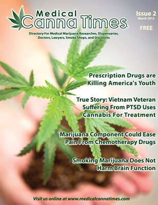 Issue 2 March - Medical Canna Times