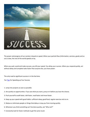 Meir Ezra - Road to success