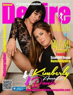 Intense Desire Magazine - October 2016