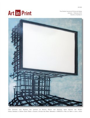 Art in Print, Volume 3/Issue 5