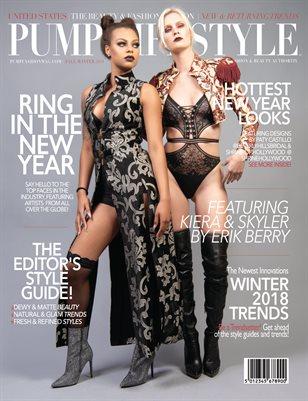PUMP Magazine - Featuring Erik Berry - December 2018