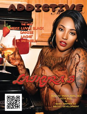 Laikyra B - Chocolate & Stawberries