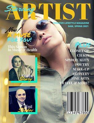 Starving Artist Magazine, Sprng 2021